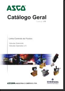Catálogo geral asco 32b cba válvula solenoide asco
